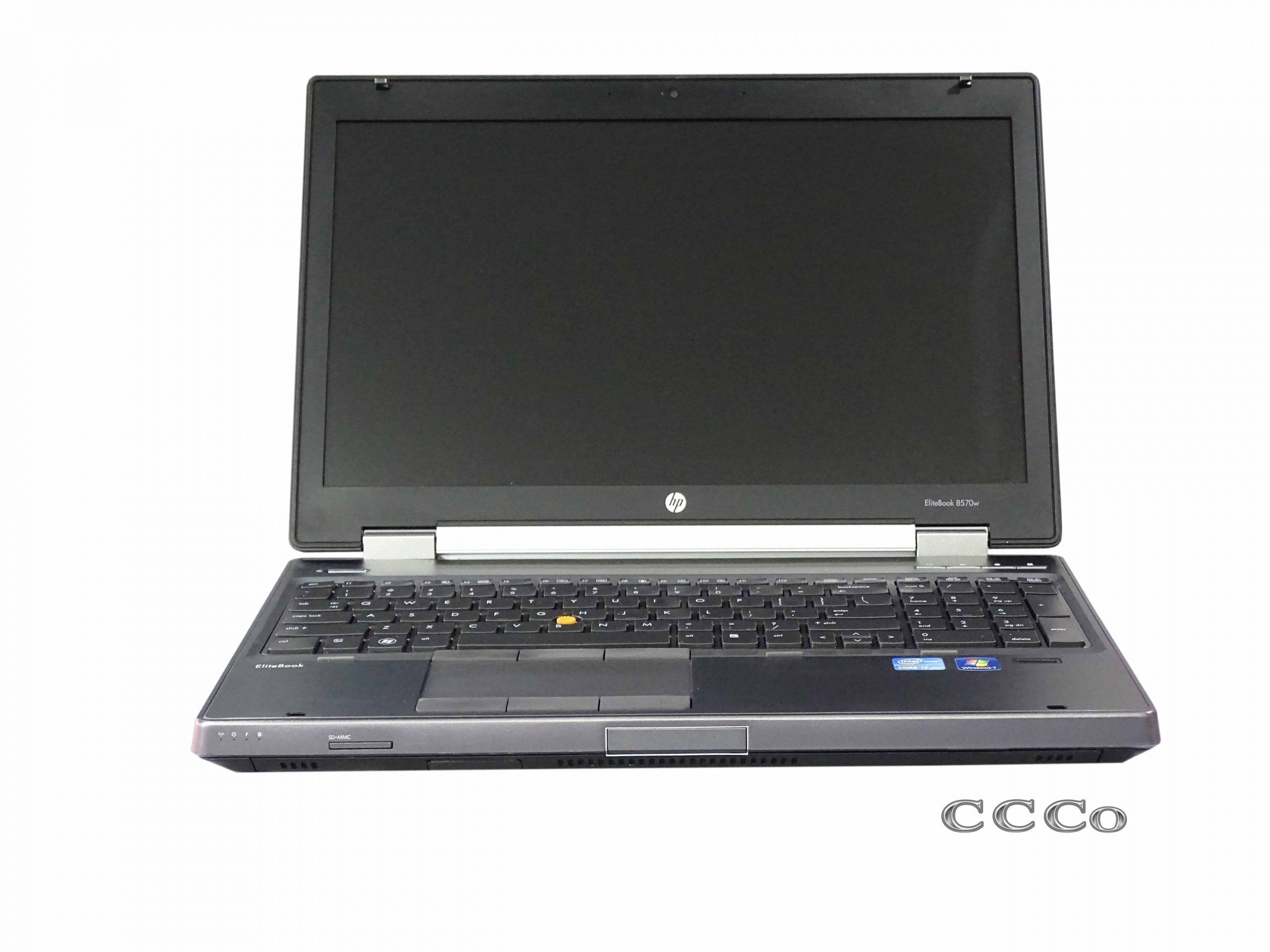 لپ تاپ استوک دست دوم HP Elitebook 8570w