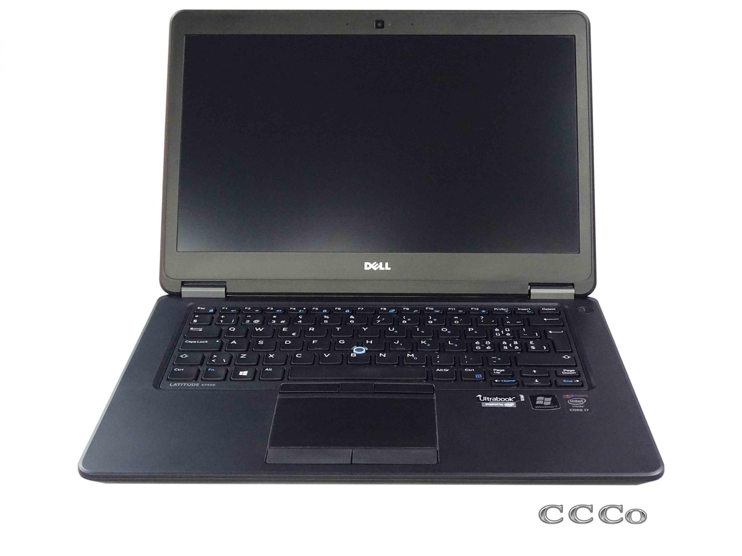 لپ تاپ استوک دست دوم Dell Latitude E7440