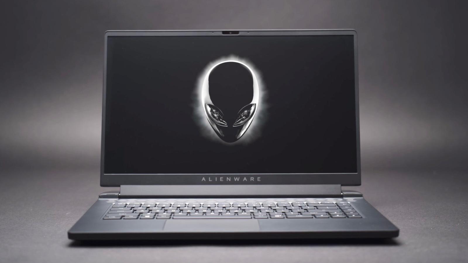 لپ تاپ استوک دست دوم Dell Alienware